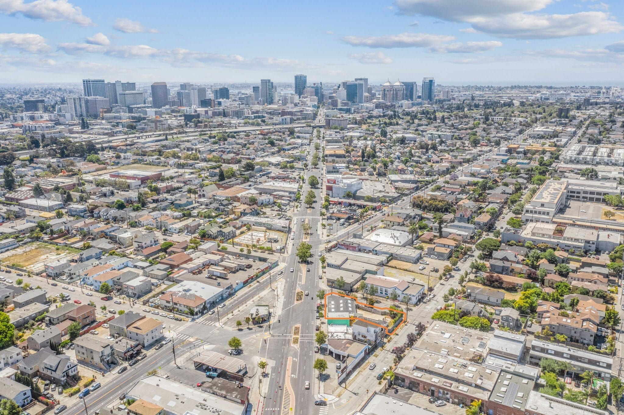 West Oakland Warehouse For Sale