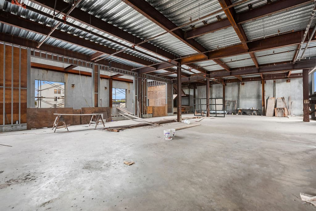 Mission retail space for lease